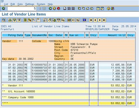 account report sle accounts payable report sle 28 images accounts payable