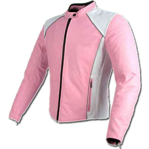 pink motorcycle jacket pink white motorcycle leather jacket leather