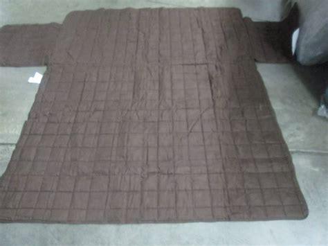 sure fit waterproof sofa cover sure fit ultimate waterproof suede sofa cover october