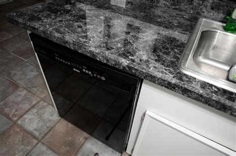 Black Laminate Countertop by Pin By Bleacher On Family Rm