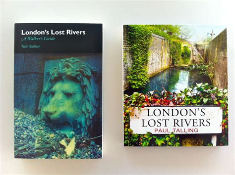 londons lost rivers 184794597x invisible rivers christopher fowler