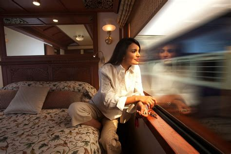 maharajas express unveils reved website luxury train maharajas express luxury train travel in india by irctc