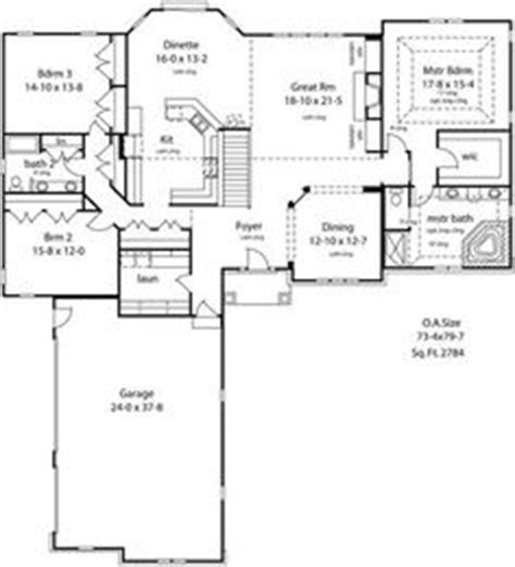 ranch house plans with open concept small home plans on pinterest house plans european