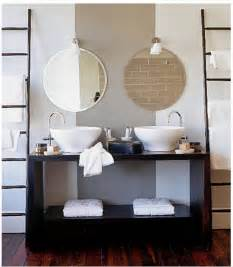 Small Bathroom Mirror Ideas Natural Modern Interiors Small Bathroom Design Ideas