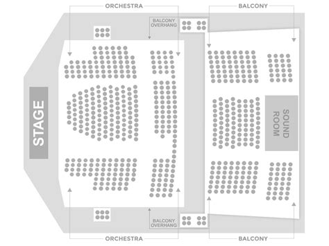 Chrysler Seating Chart View by Seating Charts Sevenvenues