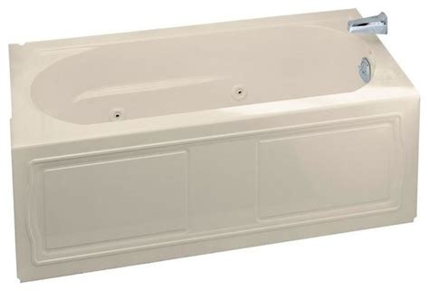 kohler bathtubs with jets kohler jetted bathtubs devonshire 5 ft whirlpool tub with