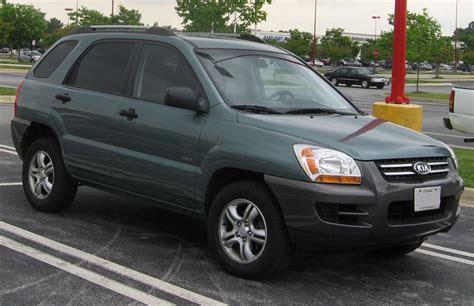Kia Sportage 2005 Fuel Consumption 2005 Kia Sportage Information And Photos Momentcar