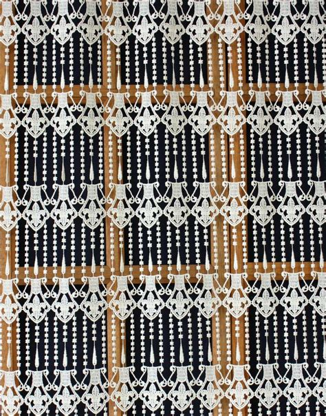 Macrame Articles - macrame panel curtain flower of