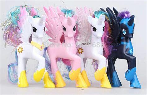 Balon Kuda Poni Pink Balon Pony jual figure my pony doll toys kuda poni mainan anak