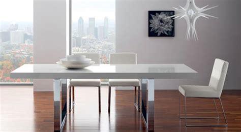 Tavoli E Sedie Moderne by Tavolo E Sedie Moderne Tavolo Allungabile Bianco Laccato