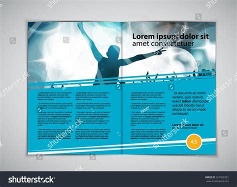 vector layout magazine layout magazine vector stock vector 321960251 shutterstock