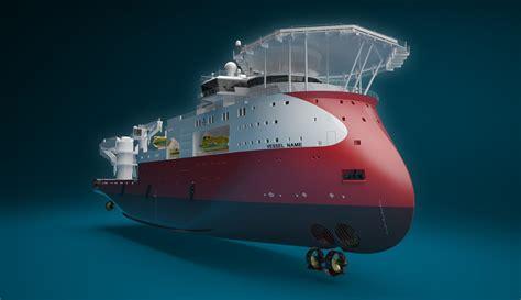 ship designer diving support ulstein