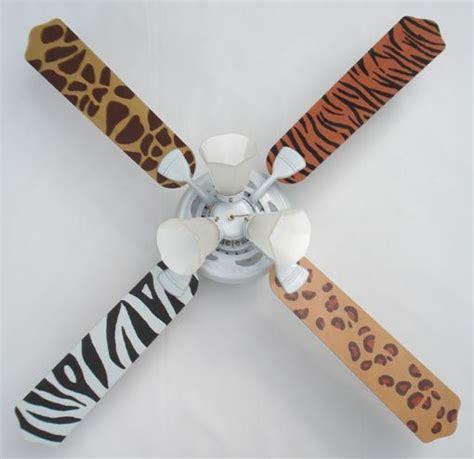 zebra print ceiling fan 17 best giraffe l images on giraffe l