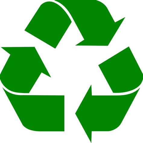 How To Clean A House Fast And Properly by Green Recycle Symbol Clip Art At Clker Com Vector Clip