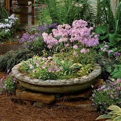 Container Flower Gardens 101 Container Gardening Ideas