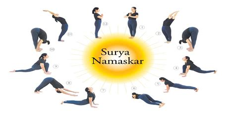 surya namaskara a technique top 5 benefits of practicing yoga every day khoobsurati