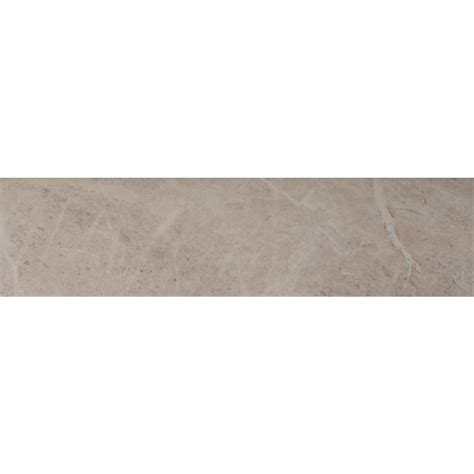 ms international petra classica 6 in x 24 in glazed porcelain floor and wall tile 14 sq ft