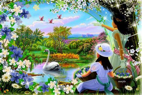 imagenes hermosas trackid sp 006 wallpaper baipak wallpapers bg ภาพวาดว ว ธรรมชาต สวยๆ 2 1