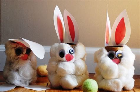 membuat kerajinan sederhana dari kardus kerajinan tangan dari kardus membuat kelinci kapas share