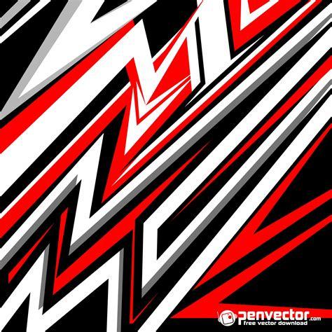 Tshirt Kaos Fox Racing Black 1 racing stripe black and background free vector vectorpic