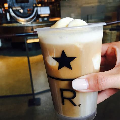 Starbucks Seattle Cold Cup nitro infused cold brew float yelp