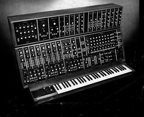 synth music early electronic music technology part one preservation