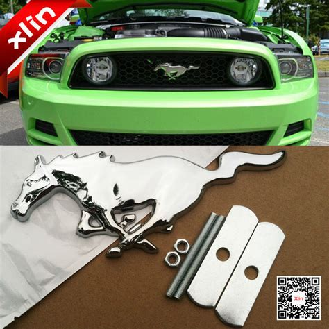 Auto Logo Mit Pferd by How To Open On New 2015 Mustang Autos Post