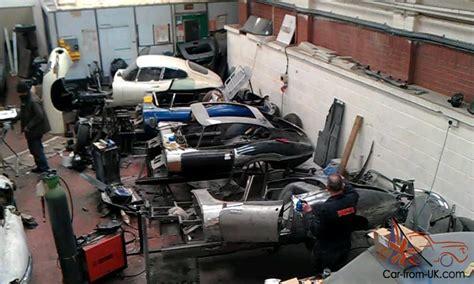 jaguar  type restoration bodyshop paint  rebuild fixed costs