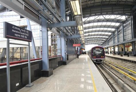 Metro State Mba Cost by Language Policy In Namma Metro Karnatique