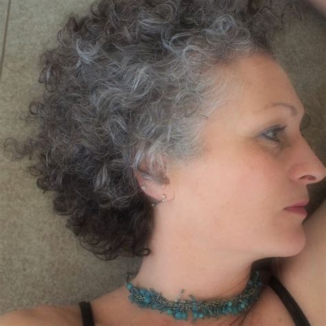 salt n pepper hair styles salt n pepper curly grey gorgeous pinterest gray