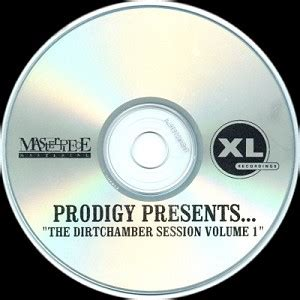 Cd The Prodigy The Dirtcamber Sessions the prodigy the dirtchamber sessions volume one promo cdr