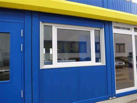 stanti da ufficio prefabbricato modulare ad uso ufficio containex