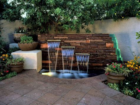 water features for backyards 15 fantastic backyard water features