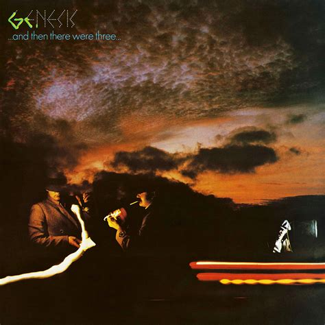 genesis album and then there were three genesis listen and