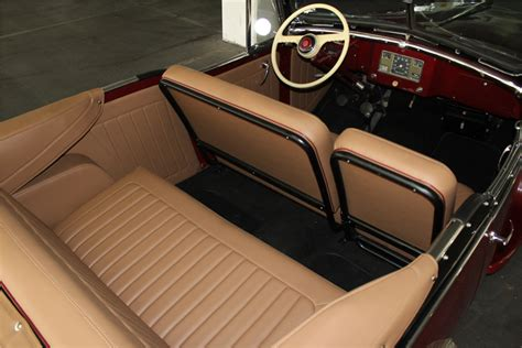 willys jeepster interior 1949 willys jeepster convertible 211303