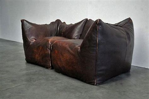 hard leather sofa 25 best images about life is a bean bag sofa on