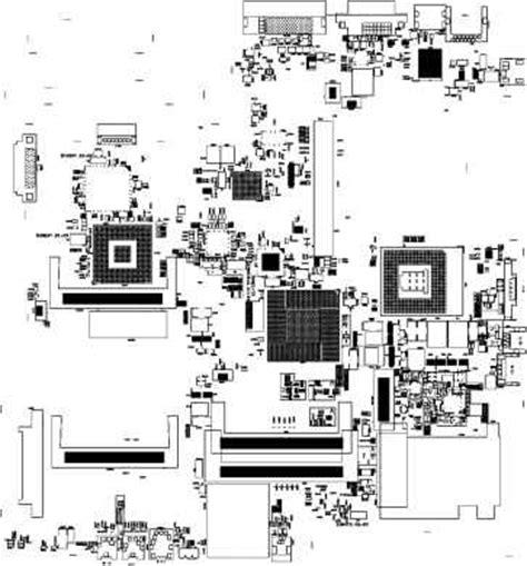Motherboard Laptop Acer Aspire 4732z acer motherboard diagrams acer travelmate 6500 aspire 9510 9520