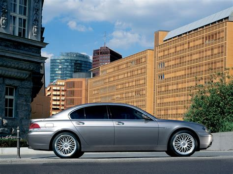 2002 bmw 760i e65 related infomation specifications