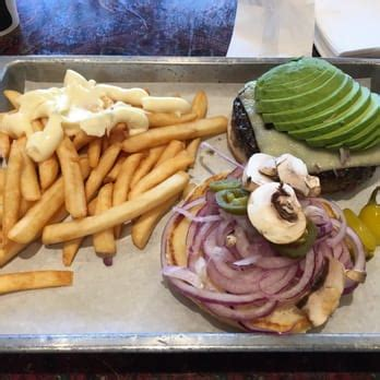 french fry bar toppings jenny s burgers 173 photos traditional american restaurants inner sunset san