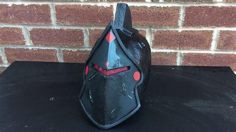easy     black knight helmet  fortnite