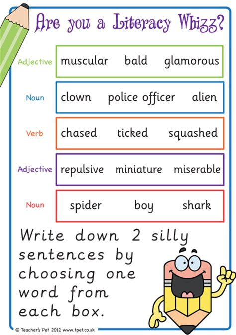 ks2 ideas for writing teacher s pet free classroom display resources for early