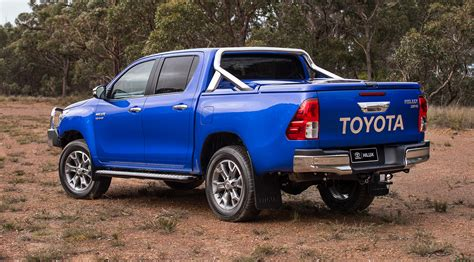 2016 hilux will get 60 toyota genuine accessories