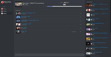 discord voice bot github meishuu lilianne discord dj bot with a slick web ui