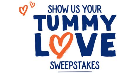Love Sweepstakes - stonyfield farm show us your tummy love sweepstakes 2018