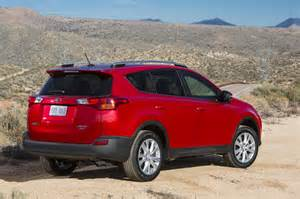 Toyota Reviews 2015 2015 Toyota Rav4 Reviews And Rating Motor Trend