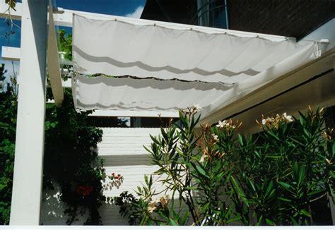 sonnensegel aus segeltuch sonnensegel 420x140 cm sonnenschutz in seilspanntechnik