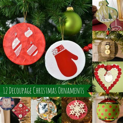 119 best christmas ornaments you can make images on