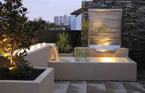 rooftop landscaping modern rooftop patio gardens 187 revive landscape design