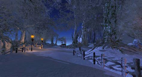 images of christmas night calas one christmas night landing area calas galadhon