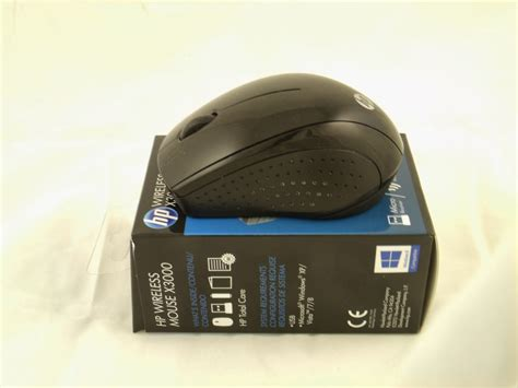 Mouse Hp X3000 by Consumer Review Hp X3000 Wireless Mouse Review